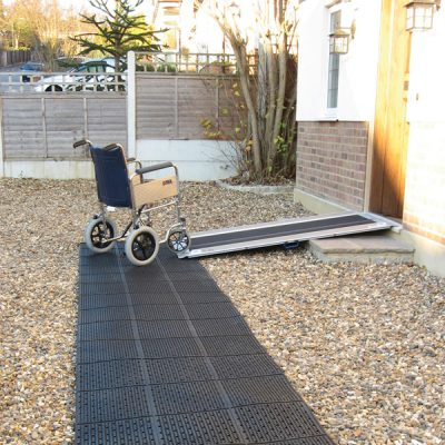 Rollout Trackway, Reable Me