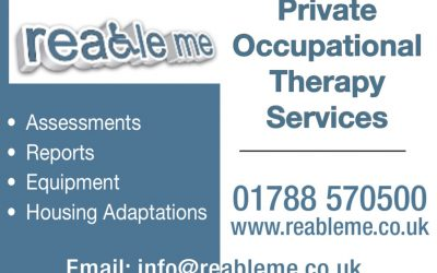 Look out for our advert in the Rugby Advertiser